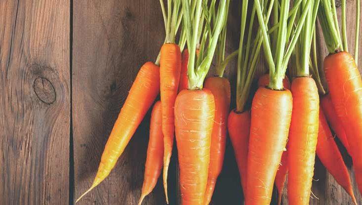 is carrot keto